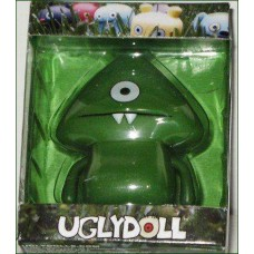 Ugly Doll Action Figure Series 3 Pointy Max Green