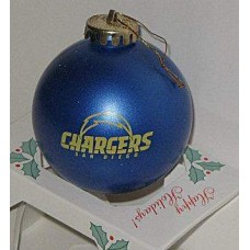 San Diego Chargers Xmas Ball