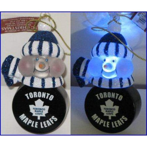 Toronto Maple Leafs All-Star Light-up Snowman