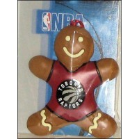 Toronto Raptors Gingerbread Man