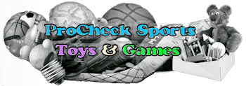ProCheck Sports, Toys and Games